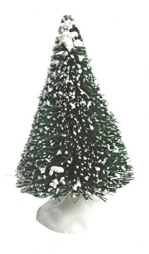 Bristle Christmas Tree